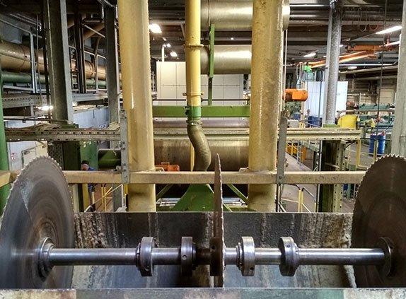 Precyzyjne pomiary geometrii maszyn przemysłowych