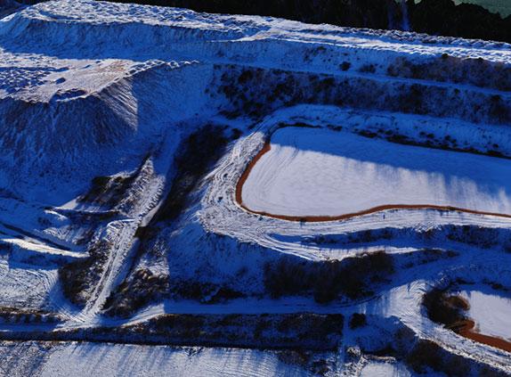 Sporządzenie numerycznego modelu pokrycia terenu